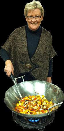Ellena Cooking