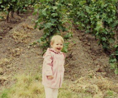 4 1985 Natalie In Vineyards