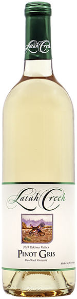 Latah Creek Winery Pinot Gris